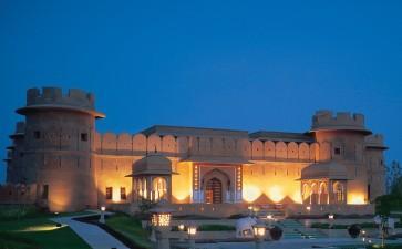 17. Oberoi Rajvilas, Jaipur, India