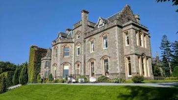 Inverlochy Castle Hotel, Torlundy, Scotland